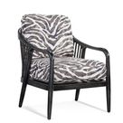Braxton Culler Guinevere Chair Wood in Black/Yellow, Size 35.0 H x 23.0 W x 35.0 D in | Wayfair