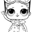 LOL SURPRISE DOLL COLORING PAGES: Boss Queen Series 3 Coloring Page #loldolls #l... - Blogx.info