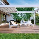 Terrassen, die zum Verweilen einladen   Hausbauhelden.de