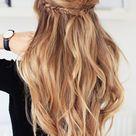 Crown Hair
