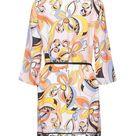 No Secrets Donna Kurzes Kleid Hellrosa Taglia 42 Polyester