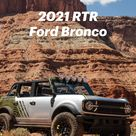 2021 Ford Bronco RTR
