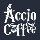 Check out this awesome 'Accio+Coffee' design on @TeePublic!