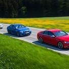 2013 Audi S6 vs. 2013 BMW M5, 2012 Mercedes E63 AMG