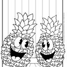 Printable Hawaiian Coloring Pages
