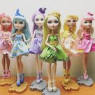 Apple Dolls