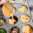 Frühstücks-Omelette | Rezepte, Frühstück brunch rezepte, Vorspeisen rezepte