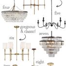 Dining Room Chandeliers: My Ten Favorites! - Driven by Decor