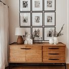 5 Tips For Creating A Beautiful Gallery Wall - The Blush Home - A Home & Lifestyle Blog