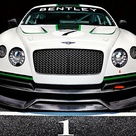 Bentley continental GT3 Concept 2012 now that's a beauty