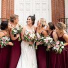 Quincy, IL Pointe D'Vine Elegant Fall Wedding Photography