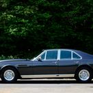 The Earls Court Motor Show,1975 Aston Martin Lagonda Series 1 7.0 Litre Saloon  Chassis no. L/12006/RCAC Engine no. V/540/2006