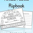 Mein Kinderrechte Flipbook