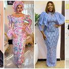 40+ Latest and Trendy Skirt and Blouse Styles, 2021 - Stylish Naija