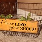 Shoe Basket