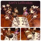 Giddy Up! Horse cake pops