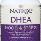 NATROL DHEA 50 mg, 60 Tablets