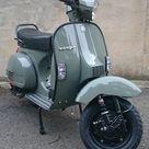 Vespa Bike