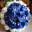 Blue Themed Weddings