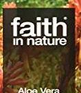 Faith In Nature Aloe Vera Shampoo Strengthening For Normal To Dry Hair 400ml  - review, compare prices, buy online