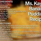 Banana Pudding Recipes