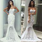 Women Bridesmaid Wedding Dress Evening Party Ball Gown Sequins Maxi Long Dress   XL