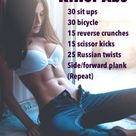 Daily Ab Workouts