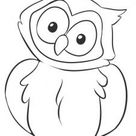 How To Draw A Owl, Step by Step, Drawing Guide, by Dawn