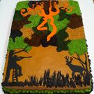 Hunting Cakes