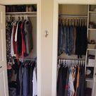 {OrganizedHome} Day 15: Master Closet