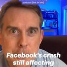 Facebook's crash still affecting marketers