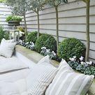 Kleiner Garten - Gestaltung und Ideen im Shabby Look