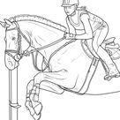 Horse lineart 10# by Saulycia on DeviantArt