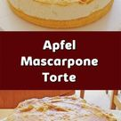 Apfel Mascarpone Torte - Sweetrecipes