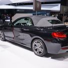 Detroit 2015 BMW M235i Convertible and 2 Series M Performance Parts