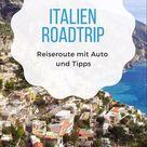 Mit dem Auto durch Italien - Rundreise und Route | TravelSicht