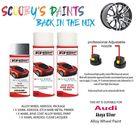 Audi Q8 Akoya Silver Alloy Wheel Aerosol Spray Paint Ly7H