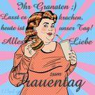 Frauentag Bilder kostenlos von 123gif.de: frauentag-0022.gif