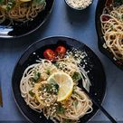 Einfache Spaghetti Aglio e Olio