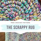 How to Crochet The Scrappy Rug
