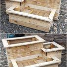 Wonderful Photographs Wooden Pallets planters Popular