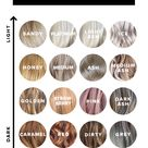 The Ultimate Blonde Hair Color Chart