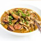 Instant Pot Chicken and Sausage Gumbo   Louisiana Kitchen & Culture