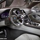 BMW 8 Series Concept 2017 Poster. ID1307722