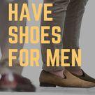 5 Must Have Shoes For Every Modern Men   Modern Men`s Corner