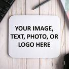 Personalized Mouse Pad Custom Mousepad Gifts For Him Gift For Her Personalized Gifts For Her Custom Quote Gift For Him Desk Accessories Gift