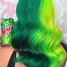 63 Offbeat Green Hair Color Ideas in 2021 Green Hair Dye Kits to Try