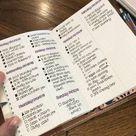15 Stunning Minimalist Bullet Journal Spreads   Little Miss Rose