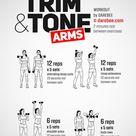 Trim & Tone Arms Workout