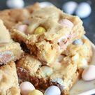 Cadbury Mini Egg Blondies Recipe (Family Favorite)